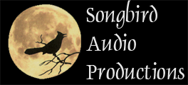 Songbird Audio Productions Logo